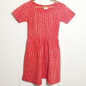 Mata Traders 100% Cotton Fit n Flare Dress